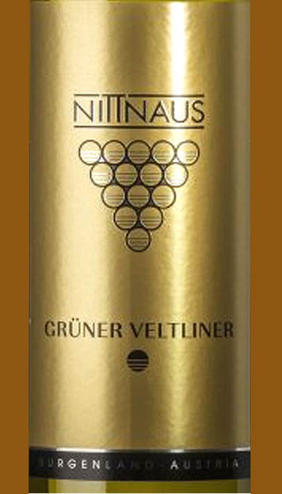 Отзыв о вине Nittnaus gruner veltliner classic 2016
