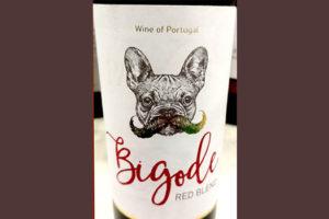 Отзыв о вине Bigode red blend 2013