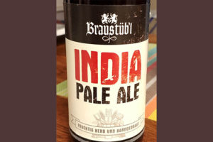 Отзыв о пиве Braustub'l India Pale Ale