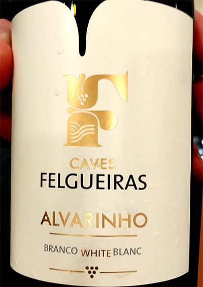 Отзыв о вине Caves Felgueiras alvarihno