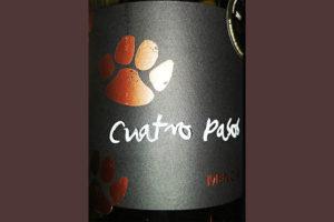 Отзыв о вине Cuatro Pasos mencia 2015