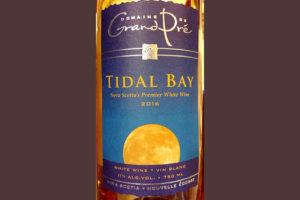 Отзыв о вине Domaine de Pre Tidal Bay white wine 2016