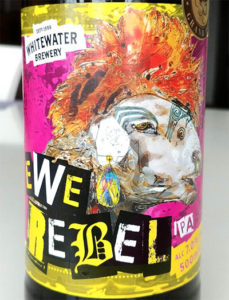 Отзыв о пиве Ewe Rebel IPA