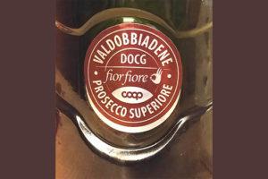 Отзыв об игристом вине Fior Fiore Valdobbiadene prosecco superiore 2016
