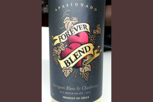 Отзыв о вине Forever Blend apasionado sauvignon blanc & chardonnay 2017