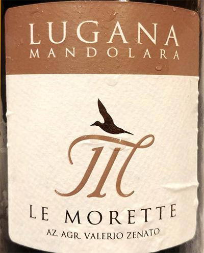 Отзыв о вине Lugana Mandolara Le Morette 2015
