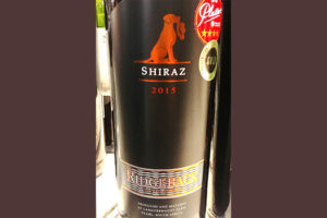Отзыв о вине Ridgeback shiraz 2015