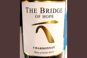 Отзыв о вине The Bridge of Hope chardonnay 2016