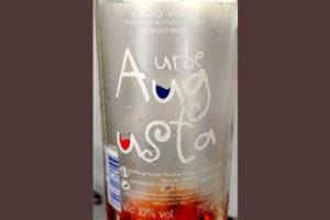 Отзыв о вине Urbe Augusta rosado 2012
