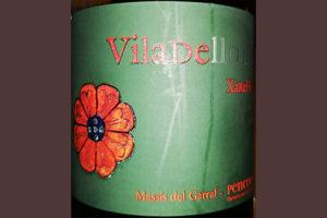 Отзыв о вине VilaDelloPs Xarel-lo 2015