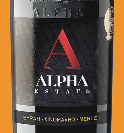 Отзыв о вине Alfa Estate syrah merlot xinomavro 2008