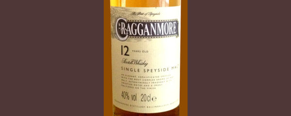 Отзыв о виски Cragganmore 12 y.o. 0,7 л