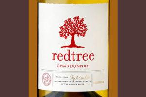 Отзыв о вине Redtree chardonnay 2015