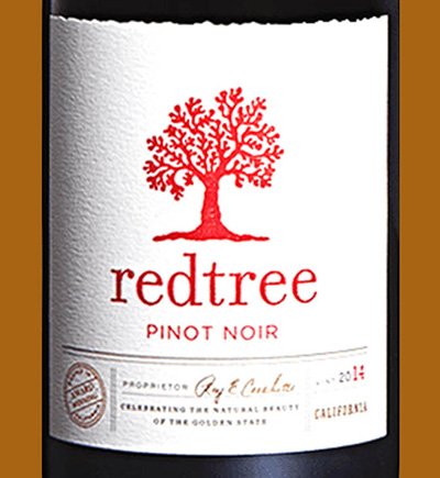Отзыв о вине Redtree pinot noir 2015