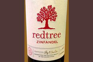 Отзыв о вине Redtree zinfandel 2015