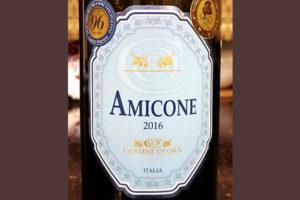 Отзыв о вине Amicone bianco 2016