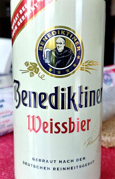 Отзыв о пиве Benediktiner Weissbier