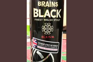 Отзыв о пиве Brains Black finest welsh stout