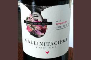 Отзыв о вине Gallinitaciega tempranillo 2016