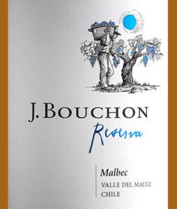 Отзыв о вине J.Bouchon Reserva Malbec 2016