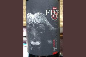 Отзыв о вине 5 Five Shiraz 2015