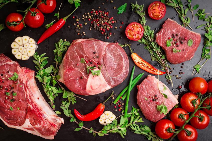 Выбор мяса – мраморный говяжий стейк