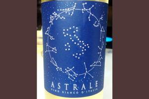 Отзыв о вине Astrale vino bianco 2017