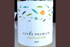 Отзыв о вине Cuvee Pecheur crisp french white 2017