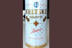 Отзыв о пиве Keltske deditstvi