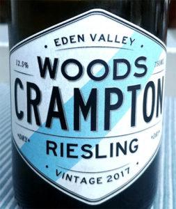 Отзыв о вине Woods Crampton riesling 2017