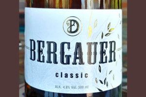Отзыв о пиве Bergauer classic