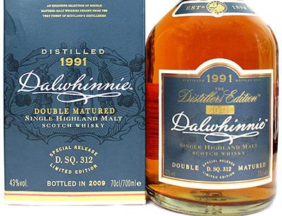 Отзыв о виски Dalwhinnie 1991 0,7 л