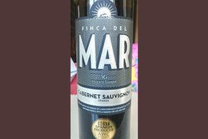 Отзыв о вине Finca del Mar cabernet sauvignon crianza Vicente Gandia 2014