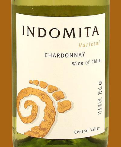 Отзыв о вине Indomita Varietal chardonnay 2015