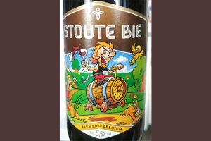 Отзыв о пиве Stout Bie