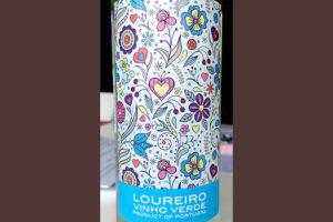 Отзыв о вине Loureiro blanco Vinho Verde 2016