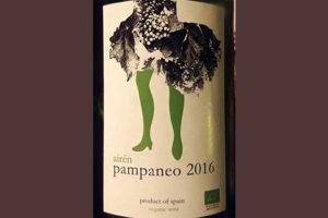 Отзыв о вине Pampaneo Airen 2016