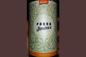 Отзыв о вине Parra Jimenez Graciano 2016