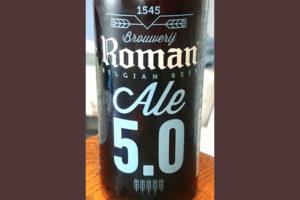 Отзыв о пиве Roman brewery Ale 5.0