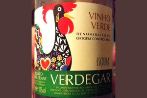 Отзыв о вине Verdegar Escolha branco 2017