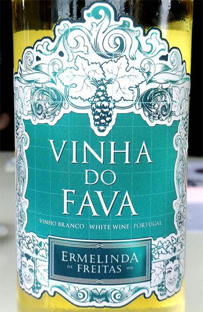 Отзыв о вине Vinha do Fava Ermelinda Freitas 2017