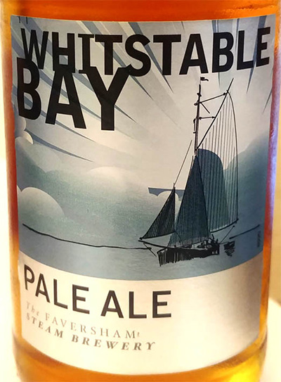 Отзыв о пиве Whitstable Bay Pale Ale