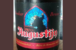 Отзыв о пиве Augustijn Donker brune
