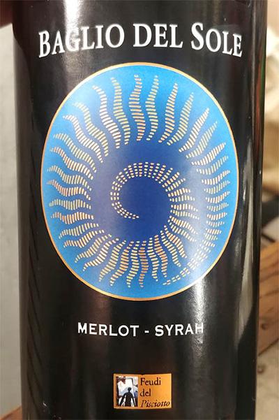 Отзыв о вине Baglio del Sole Merlot - Surah 2014