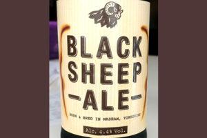 Отзыв о пиве Black Shep Ale