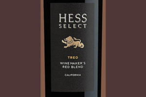 Отзыв о вине HESS Select Treo winemaker's red blend 2014