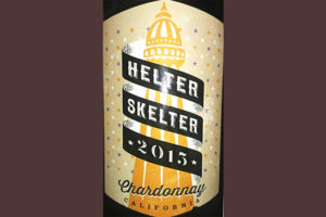 Отзыв о вине Helter Skelter Chardonnay 2015