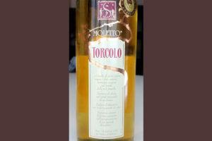 Отзыв о вине Moletto Torcolo verduzzo bianco