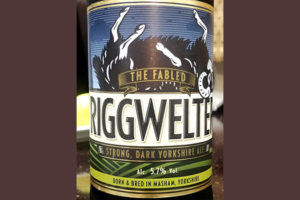 Отзыв о пиве Riggwelter strong dark yorkshire ale