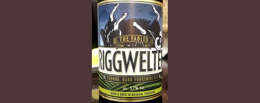 Отзыв о пиве Riggwelter strong dark yorkshire ale